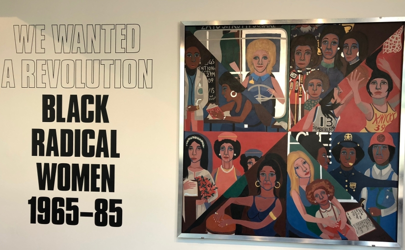 WE WANTED A REVOLUTION: BLACK RADICAL WOMEN,1965-85